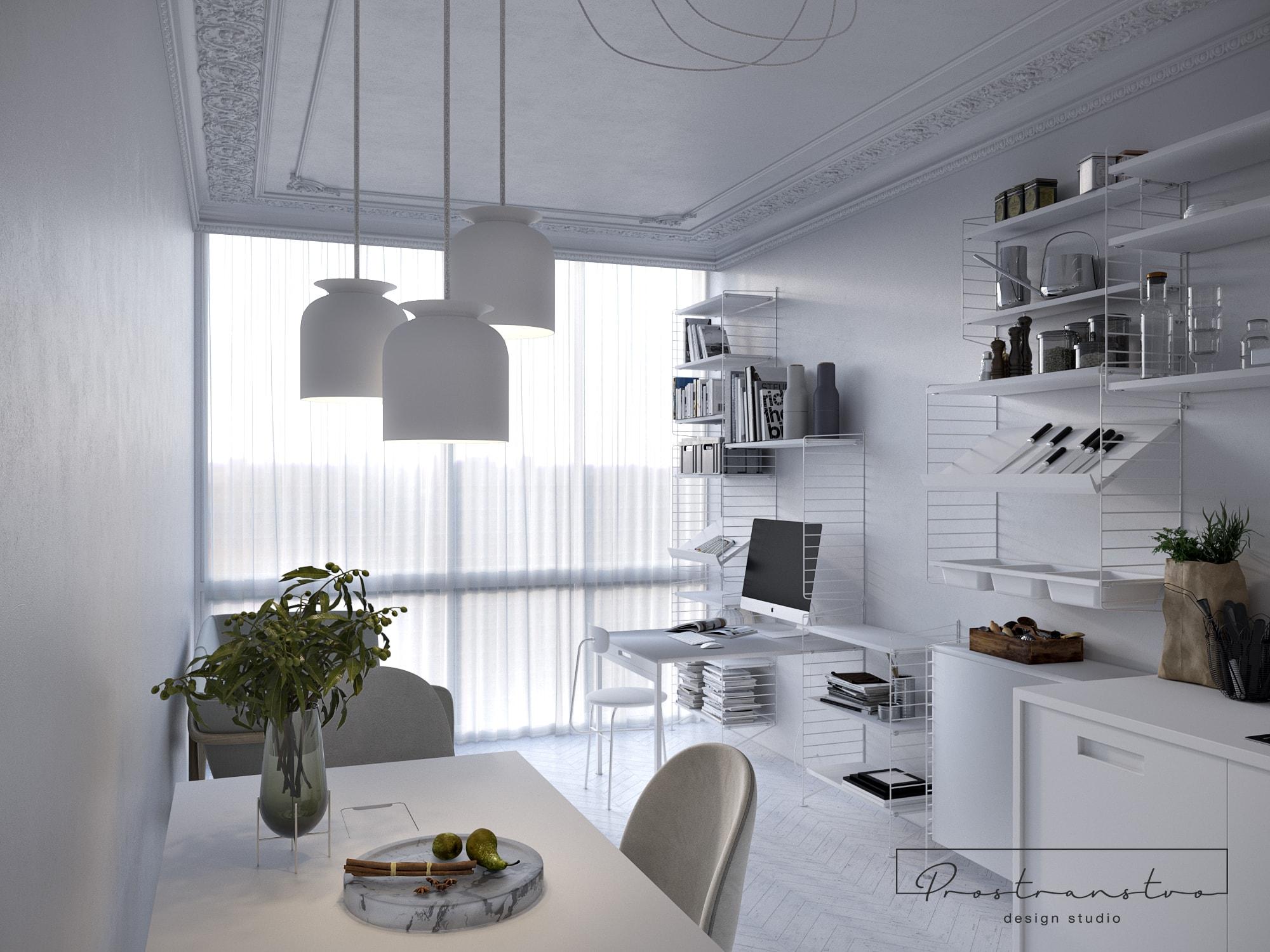 Apartment Kyiv, 2015