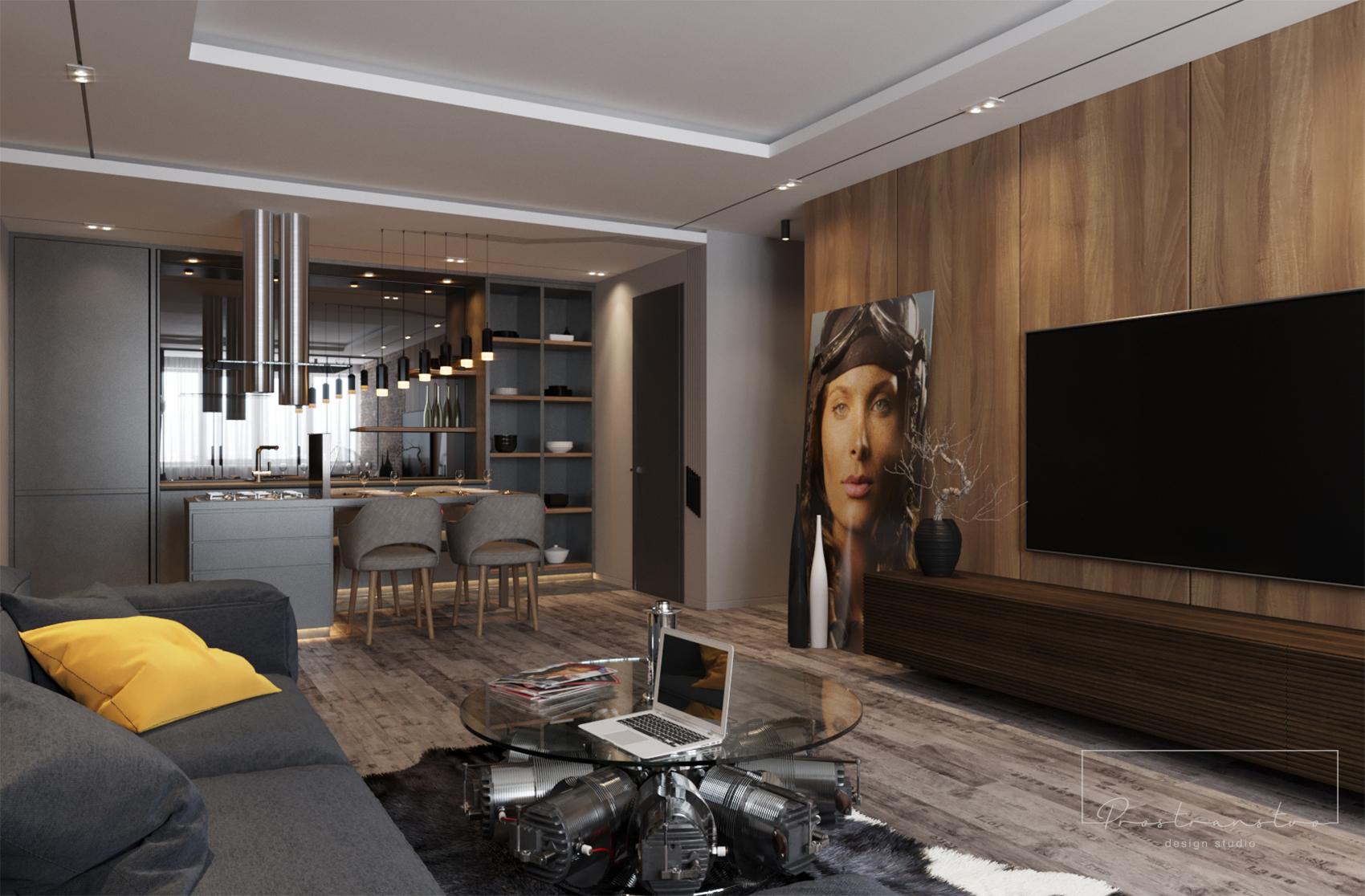 Apartment Kyiv, 2017
