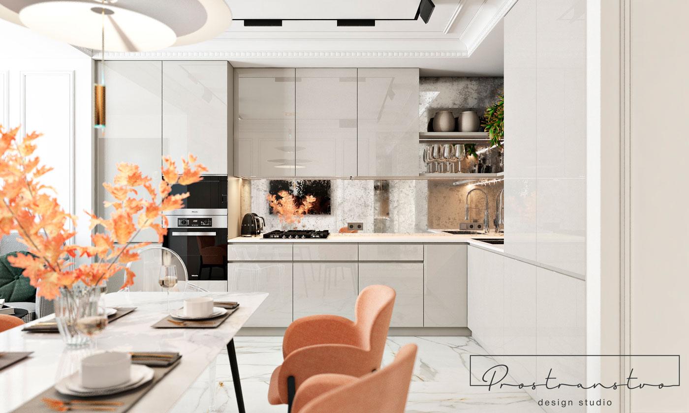 Apartment 28. Kyiv | 2019